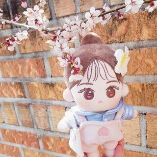 Có sẵn Doll Redvelvet Violet Irene doll 20cm