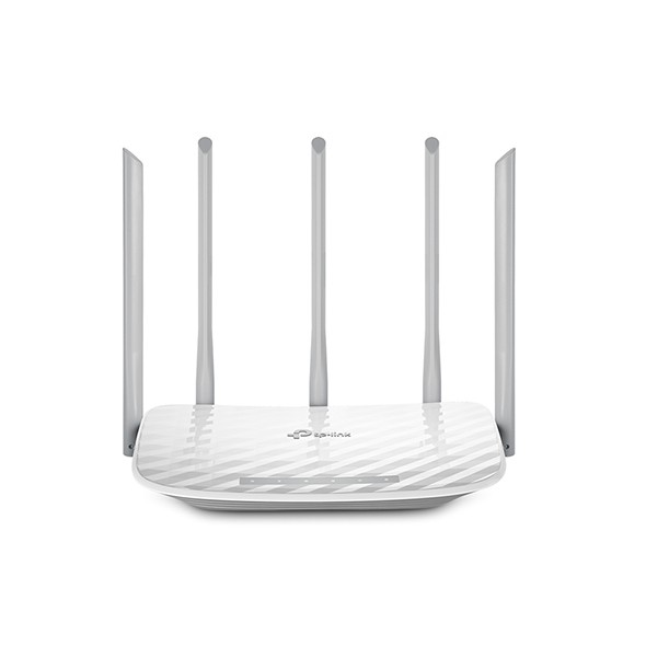 [Mã 267ELSALE hoàn 7% đơn 300K] Router Wi-Fi Băng tần kép AC1350 Archer C60