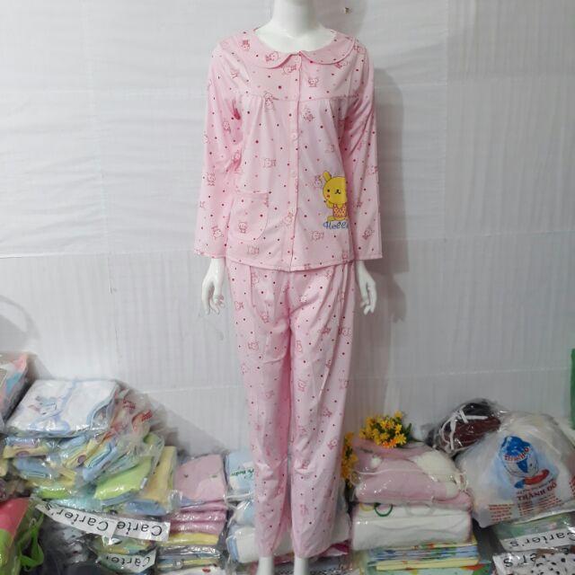 Bộ sau sinh Diệu Linh cotton (63kg -