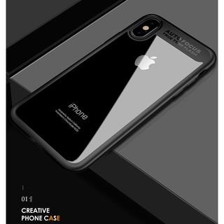 Ốp lưng Iphone X Auto Focus cao cấp