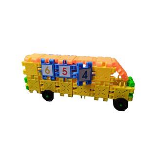 Đồ chơi For Kids - Ráp hình xe buýt