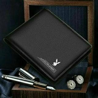 Ví nam chất đẹp hàng hiệu thời trang cao cấp, Bóp ví da PU nhiều ngăn đẳng cấp nam tính nhập khẩu chính hãng GC-cK936589 thumbnail