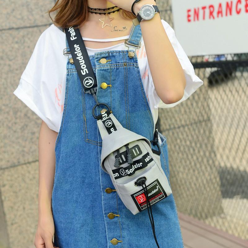 Túi đeo chéo mini nữ thời trang 2020 kiểu dáng tiện lợi EMI BE89