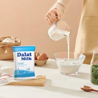 Sữa tươi tiệt trùng dalatmilk 220ml (48 bịch)