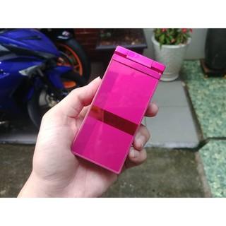Điện thoại Sharp SH-03D màu đỏ thumbnail