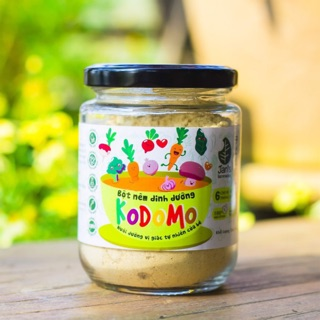 Bột nêm dinh dưỡng Kodomo cho bé từ 6m 90gr