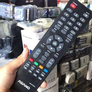 Remote điền khiển Tivi Asano
