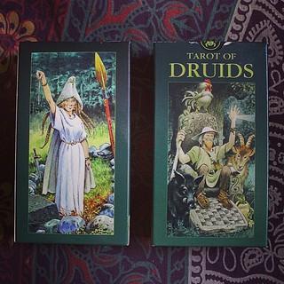 Tarot of Druids (Mystic House Tarot Shop) thumbnail