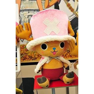 Gấu bông Super Chopper One Piece Doll Xmas hàng Nhật