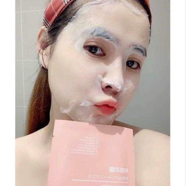 Mặt nạ nhau thai Nhật Bản Rwine Beauty Stem Cell Placenta Mask
