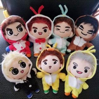 Đồ thú doll 15cm office GOT7 fan meeting 3rd