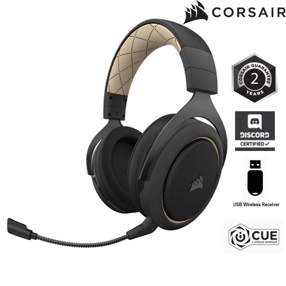 [VOUCHER 80K]Tai nghe Corsair HS70 PRO WIRELESS SE Scream (CA-9011210-AP)