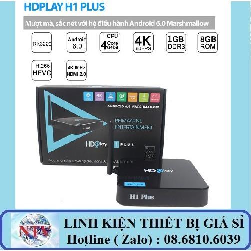 Androi tivi HDPlay H1 Plus