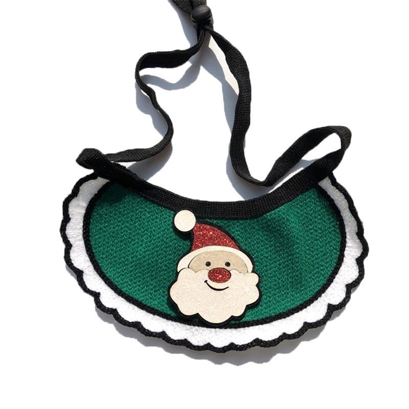 Khăn Choàng Cổ Họa Tiết Giáng Sinh Cho Thú Cưng