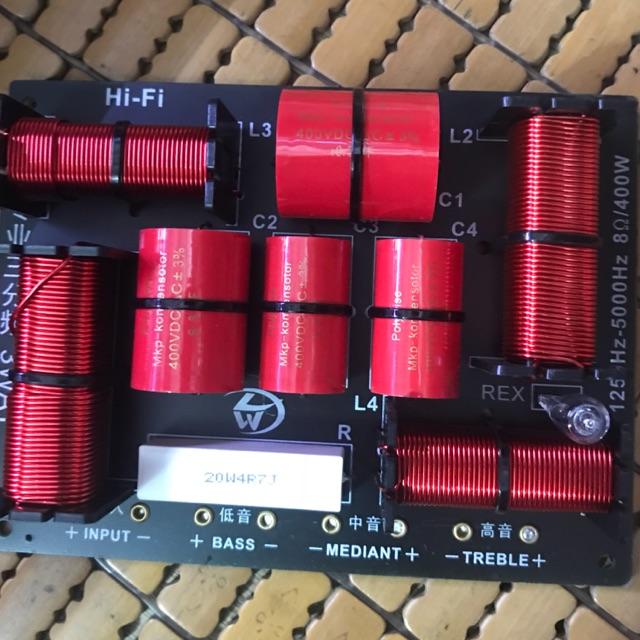 Phân tần loa H-883( Giá của 1 mạch )