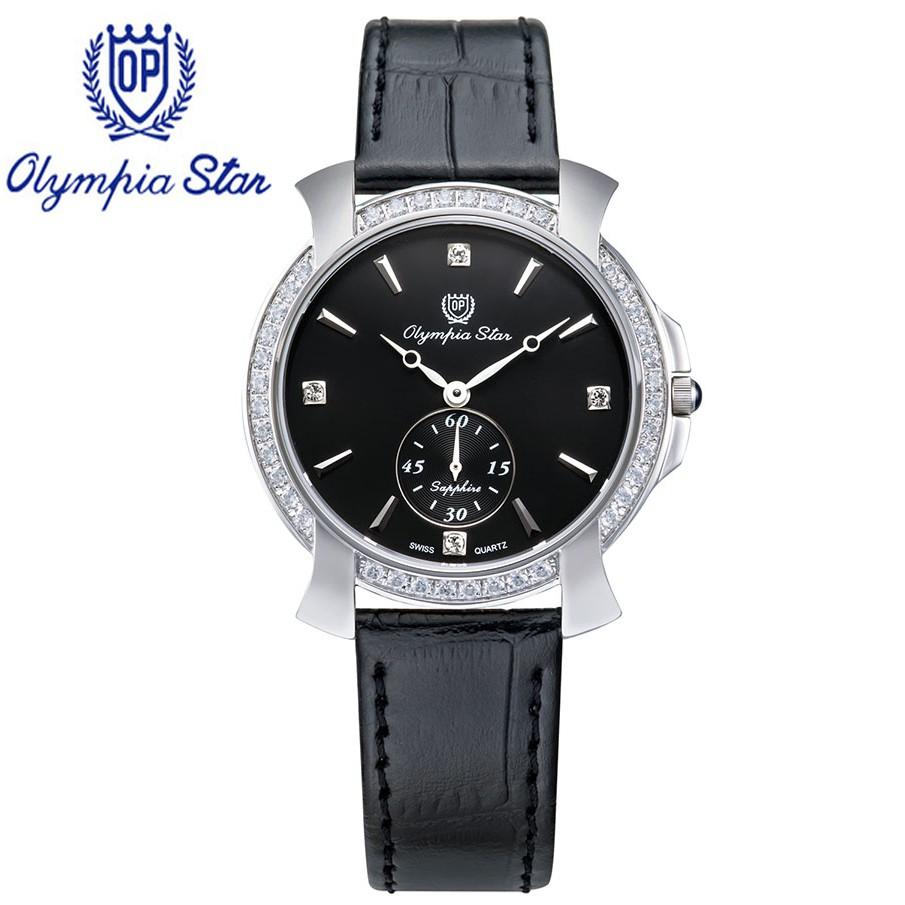 Đồng hồ nam dây da mặt kính sapphire chống xước Olympia Star OPA58045DMS-GL-D - 3499404 , 819533648 , 322_819533648 , 5800000 , Dong-ho-nam-day-da-mat-kinh-sapphire-chong-xuoc-Olympia-Star-OPA58045DMS-GL-D-322_819533648 , shopee.vn , Đồng hồ nam dây da mặt kính sapphire chống xước Olympia Star OPA58045DMS-GL-D
