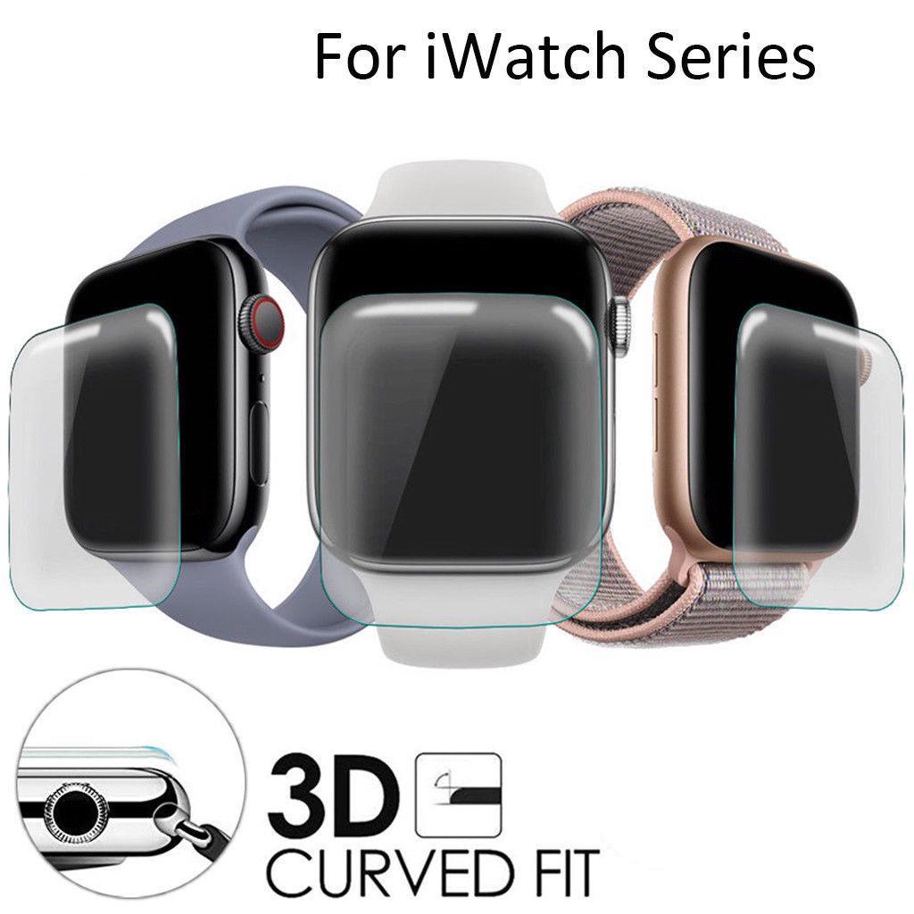 Kính cường lực bảo vệ màn hình đồng hồ thông minh Apple Watch Series 4 / 3 / 2 / 1 38mm 40mm 42mm iWatch