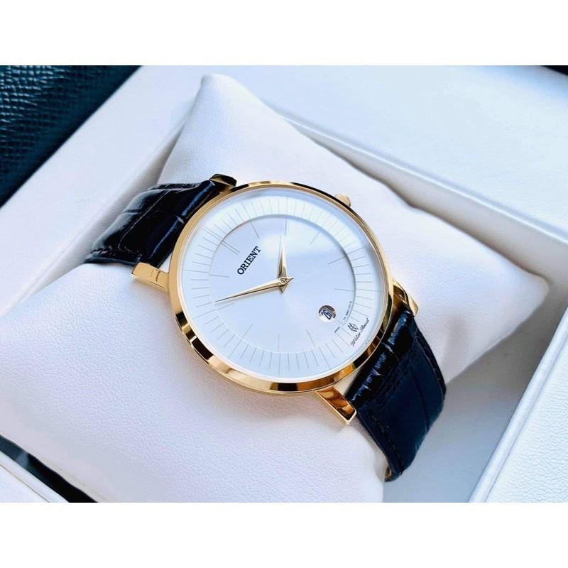 Đồng hồ nam O.RIENT Quartz Sapphire  FG Tinh hoa về sự đơn giản!