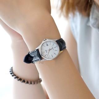 Đồng hồ nữ dây da Casio chính hãng Anh Khuê LTP-1183E-7ADF