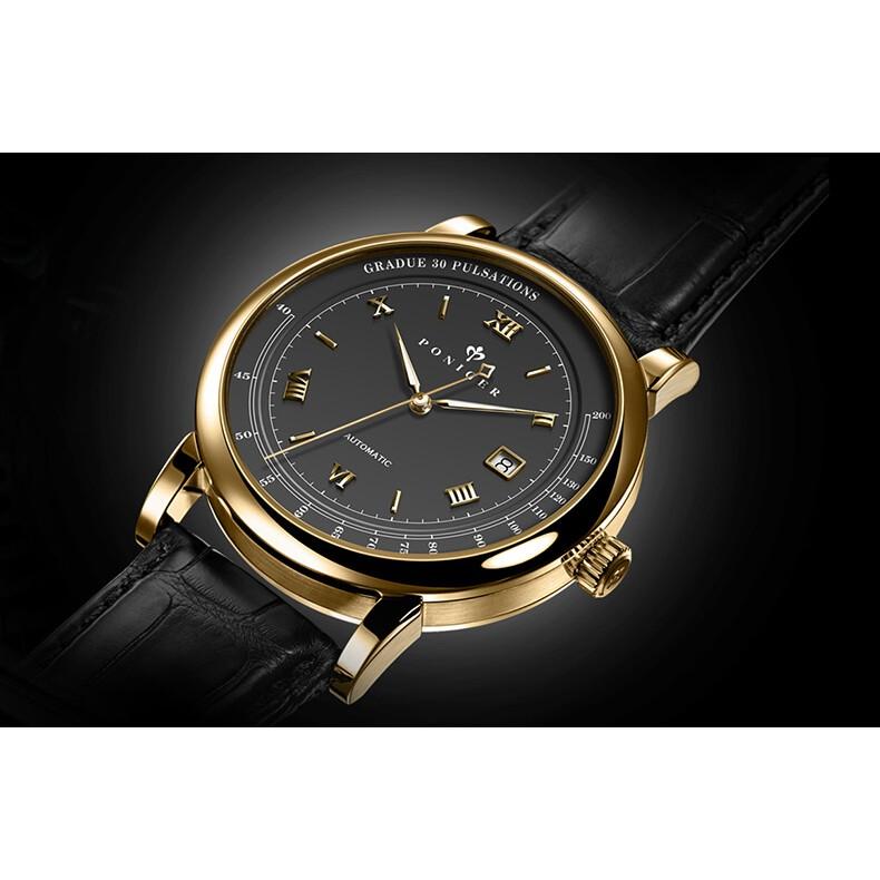 Đồng hồ nam Poniger P3.05-8