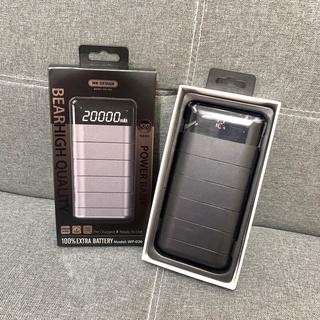 Sạc pin dự phòng WK - WP026 20000Mah cho iphone ipad android samsung oppo xiaomi sạc nhanh 5V 2.1A thumbnail