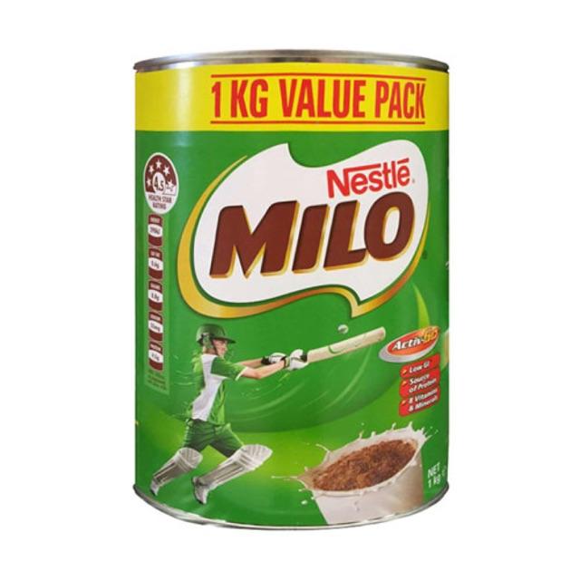 Sữa bột Milo của Úc 1kg - 3393860 , 1056550269 , 322_1056550269 , 250000 , Sua-bot-Milo-cua-Uc-1kg-322_1056550269 , shopee.vn , Sữa bột Milo của Úc 1kg