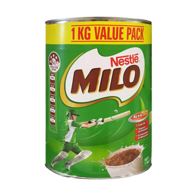 Sữa bột Milo của Úc 1kg
