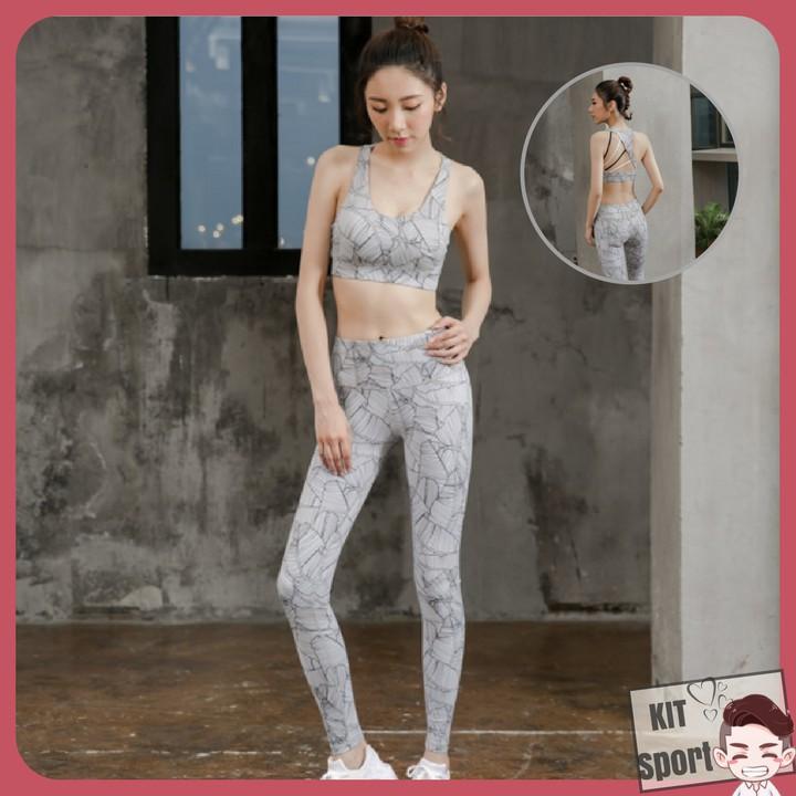 Set bộ thể thao nữ Lifang [Hàng nhập khẩu] đồ tập gym - 2565031 , 996545962 , 322_996545962 , 475000 , Set-bo-the-thao-nu-Lifang-Hang-nhap-khau-do-tap-gym-322_996545962 , shopee.vn , Set bộ thể thao nữ Lifang [Hàng nhập khẩu] đồ tập gym