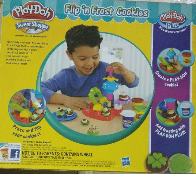Đồ chơi Play-Doh A0320 Thiên đường bánh ngọt