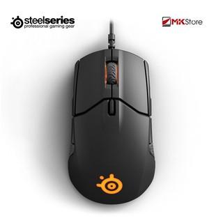 [Mã ELCLDEC giảm 7% đơn 500K] Chuột gaming SteelSeries Sensei 310 Black RGB thumbnail