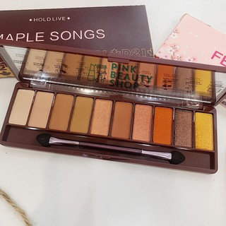 PHẤN MẮT HOLD LIVE MAPLE SONGS EYESHADOW PALETTE thumbnail