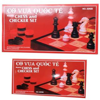 Bộ cờ vua quốc tế cỡ to