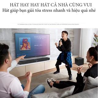 Loa hát karaoke không dây gia đình hát hay xem phim âm thanh nổi AUDIO A9K