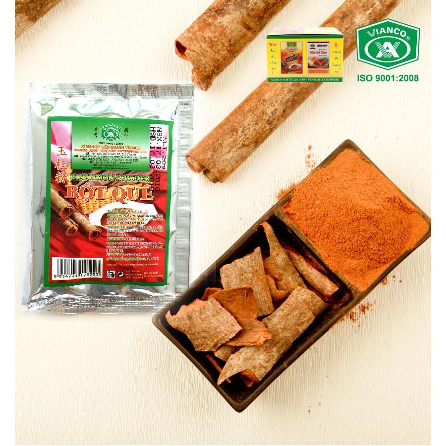 Bột quế cây nguyên chất 500g Việt Ấn