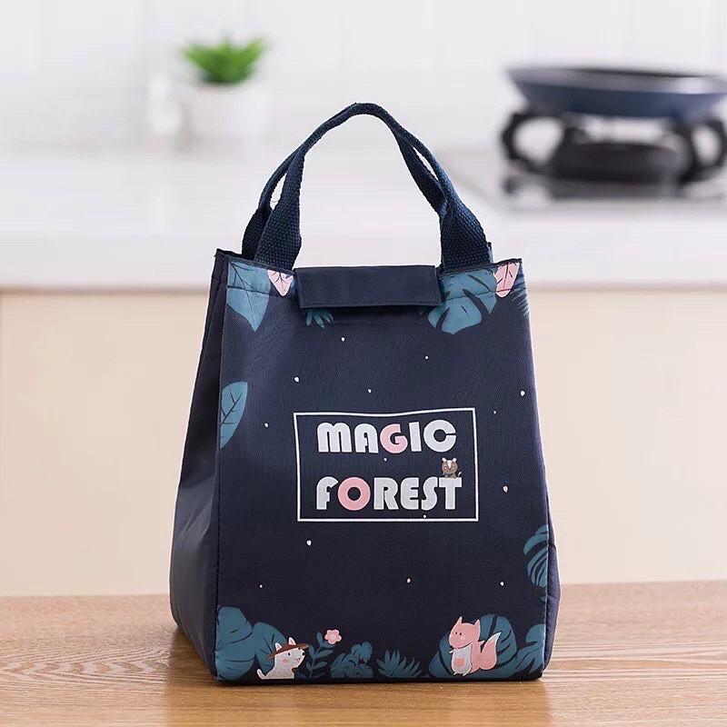 Túi giữ nhiệt để cơm trưa văn phòng