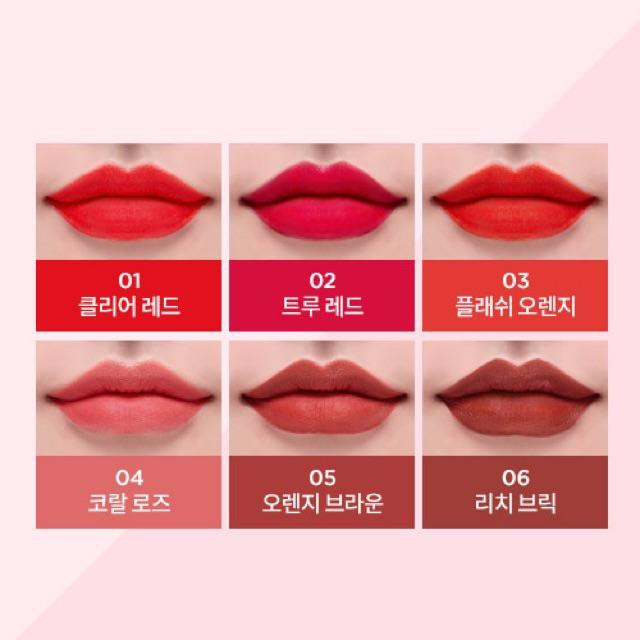 Kết quả hình ảnh cho Son Thỏi G9 Skin First V-Fit Lipstick màu 03.