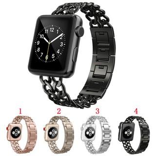 Dây đeo Apple Watch Strap 38/40mm 42/44mm Liên kết có thể tháo rời bằng thép không gỉ cho iWatch Series SE 6/5/4/3/2/1