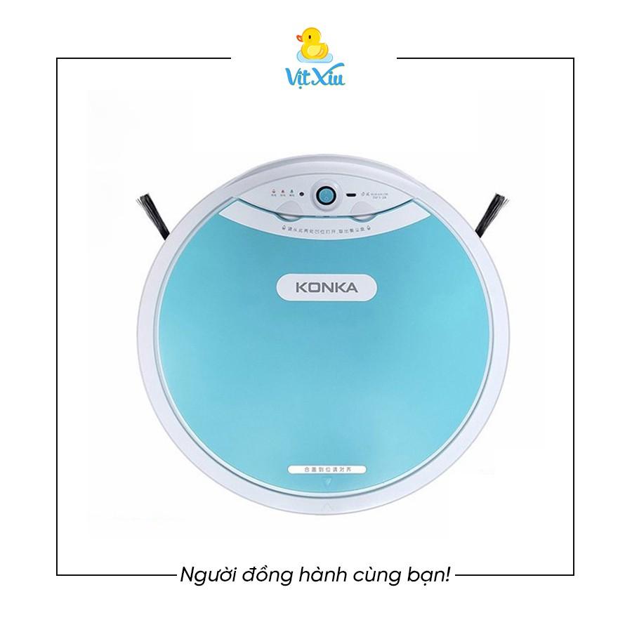 Robot hút bụi thông minh KONKA cao cấp, Máy hút bụi quét nhà đa năng hỗ trợ  dọn dẹp vệ sinh nhà cửa giá cạnh tranh