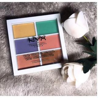 Bảng Che Khuyết Điểm NYX Color Correcting Concealer - Chuẩn Mỹ thumbnail