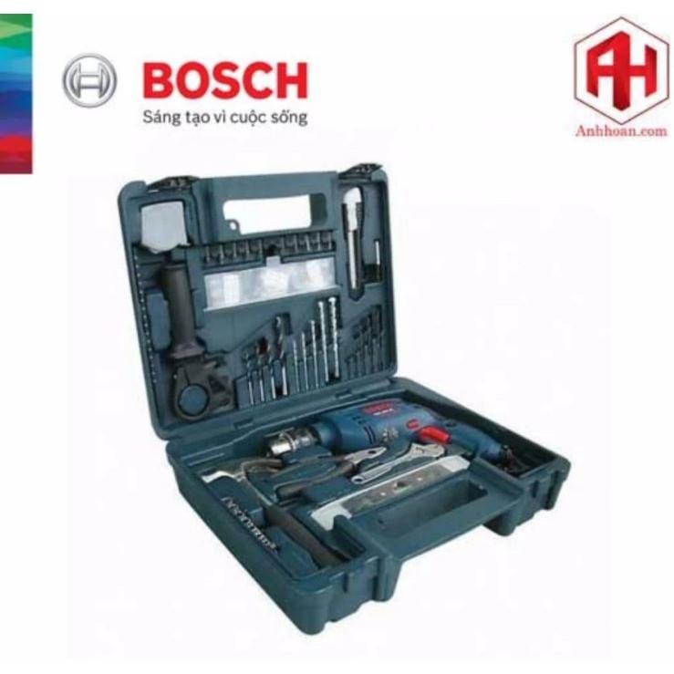 Máy khoan động lực Bosch GSB 13 RE (Bộ dụng cụ 100 chi tiết) - 3193897 , 314235553 , 322_314235553 , 1747900 , May-khoan-dong-luc-Bosch-GSB-13-RE-Bo-dung-cu-100-chi-tiet-322_314235553 , shopee.vn , Máy khoan động lực Bosch GSB 13 RE (Bộ dụng cụ 100 chi tiết)