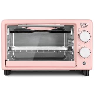 Lò nướng Bánh nướng nhỏ tự động Mini Nướng bánh Bánh mì Bánh quy Gia đình Lò nướng điệ thumbnail