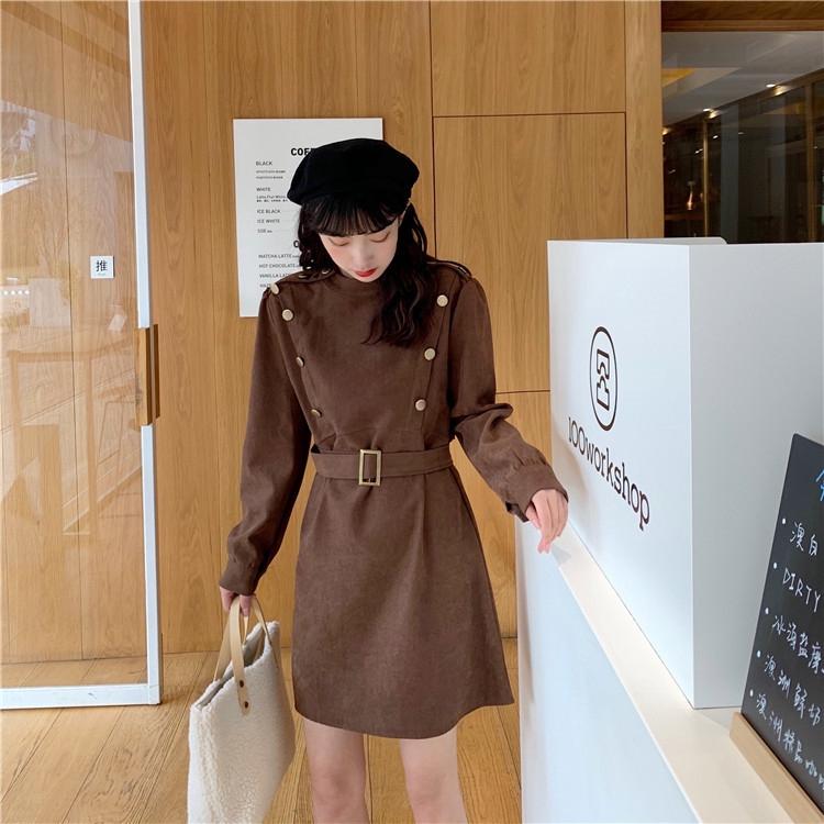 Đầm nữ trễ vai phong cách Hàn Quốc quyến rũ