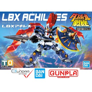 [ NHẬT BẢN ] Đồ Chơi Lắp Ráp Anime Mô Hình Lắp Ráp Bandai Lbx Achilles