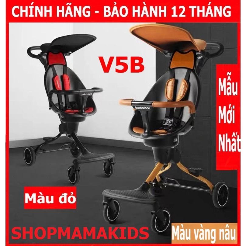 Xe đẩy Baobaohao V1- V3 - V5 cao cấp _ Hàng chính hãng bảo hành 1 năm