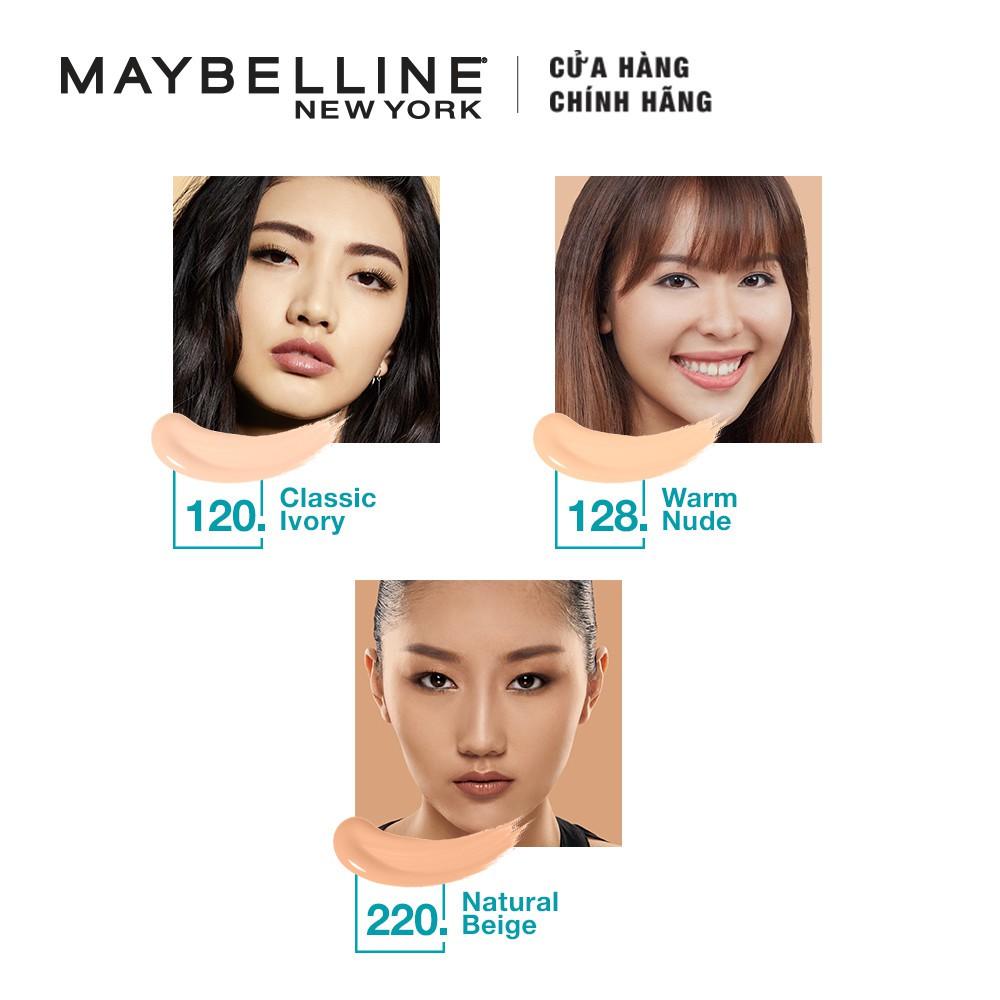 Hình ảnh Kem nền lì mịn tự nhiên Maybelline Fit Me Tube 18 ml-6