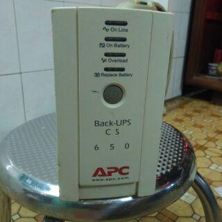 Bộ lưu điện APC CS650