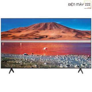 [Freeship HN] Tivi Samsung 4K 75 inch UA75TU7000 hàng chính hãng
