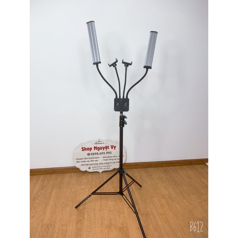 Đèn hỗ trợ bán hàng - livestream - make up- phun xăm - chụp hình- spa đủ các size mẫu mới nhất