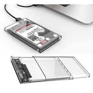 Hộp Đựng Ổ Cứng ORICO 2139U3 2.5 Inch USB 3.0 - Bảo Hành 12 Tháng thumbnail