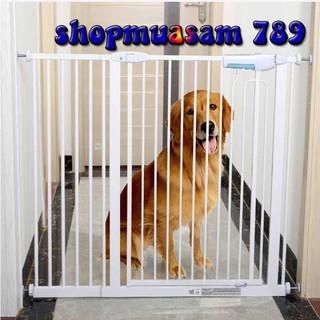 Rào chắn cửa cầu thang cửa sổ an toàn cho bé ,hàng rào chắn cửa shopmuasam789 thumbnail